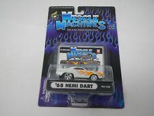 Muscle Machines '68 Hemi Dart 02-103