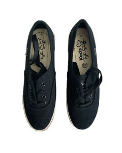 Keds Taylor Swift Black Sneakers Shoes - Size 38