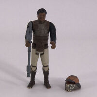 Vintage 1983 Kenner Star Wars Figures Complete Rare ROTJ LANDO SKIFF GUARD Toy