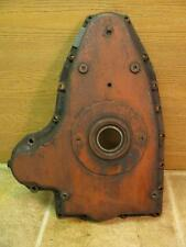 Wisconsin Engine VG4D Front Timing Gear Cover BD101