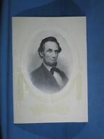 1909 Photo/Print Commemorating 100th Anniversary Birth Abraham Lincoln Shuman Co