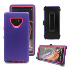 For Samsung Galaxy NOTE9,Heavy Duty Defender Case Hybrid w/ Clip Fit Otterbox P