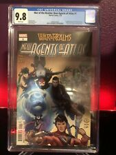 War of the Realms: New Agents of Atlas #1 CGC 9.8