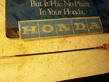 2001 Honda Civic EX dip stick oil tube d17a2 vtec 2002 2003
