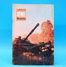 Armeerundschau 10-1971 NVA Volksarmee Soldaten DDR Renate Blume Dresden Prag S