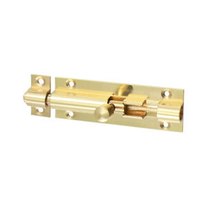 Door Bolt Barrel Straight Indicator Contract Architectural Necked Lock Latch