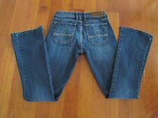 EUC Womens LUCKY BRAND Sofia Boot Jeans Size 2 or 26 x 32 inseam