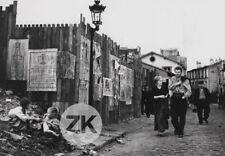 GERVAISE Ruelle MISERE Enfant Affiche Film ZOLA Roger CORBEAU Photo 1955