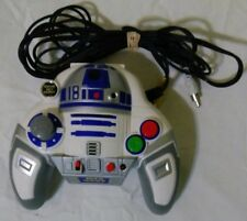 Star Wars ROTS Revenge Of The Sith R2-D2 Jakks Pacific Plug N Play 5 Games WORKS