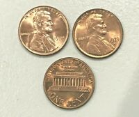1979 P D  UNCIRCULATED  LINCOLN CENTS (2 COINS)