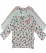 NEXT Floral 100% Cotton T-Shirts & Tops (0-24 Months) for Girls