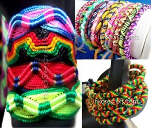 1000 Classic and Twister Friendship Bracelets
