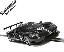 SCALEXTRIC Slot Car Ford GT GTE Black No2 Heritage Edition C4063