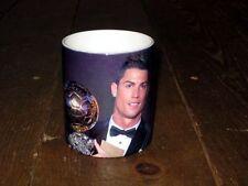 Cristiano Ronaldo wins Ballon d'Or MUG