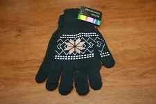 Gloves Comfortable Black Unisex