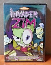 Invader Zim - Vol. 2: Progressive Stupidity (DVD, 2004)  BRAND NEW