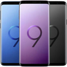 UNLOCKED Samsung Galaxy S9 G960W 64GB Smartphone Canadian Version