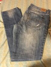 PERFECT Vintage Abercrombie & Fitch Erin Destructed Skinny Jeans Sz. 10