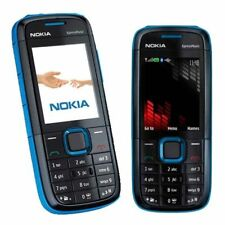 Nokia 5130 XpressMusic Unlocked Original Quadband Bluetooth MP3 Blue Bar Phone