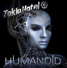 Tokio Hotel-humanoide-CD nuevo-automáticamente-fantasmas conductor-ven