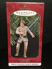1997 HALLMARK ORNAMENT STAR WARS LUKE SKYWALKER 1997 MIB