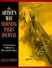 NEW The Artist's Way Morning Pages Journal: A Companion Volume to Artist's Way