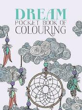 DREAM Pocket Book of Colouring by Parragon Books Ltd (Paperback, 2016)