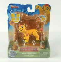 Lion King Rock Kion's Toppling Rock Wall Disney Junior The Lion Guard Toy NEW