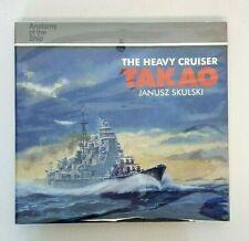 Anatomy of the Ship Japanese Heavy Cruiser TAKAO (1994) Janusz Skulski HC Book