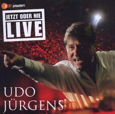 UDO JÜRGENS - JETZT ODER NIE-LIVE 2006 2 CD NEW+