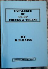 REFERENCE LISTING CATALOGUE OF CO OP TOKENS 1997
