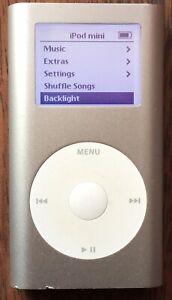 Apple iPod Mini 1st Generation Silver (4 GB)