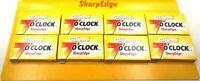 40 Lames de Rasoir Gillette 7 O'Clock Sharpedge pour Sécurité Sharp Bord