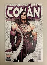 Conan The Barbarian #2 (Marvel 2019) Chris Bachalo Variant (1:25) - (9.0+)