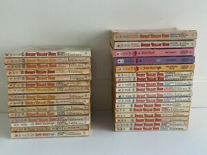 Sweet Valley High Books Lot x 32 Francine Pascal 80s 90s  Fiction