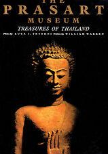 The Prasart Museum : Treasures of Thailand SIGNED by Prasart Vongsakul