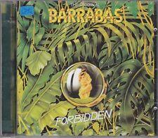 BARRABAS - forbidden CD