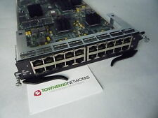 Foundry Networks / Brocade NI-XMR-1Gx20-GC NetIron XMR Series 20-port Copper