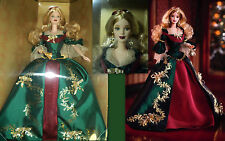 BARBIE HOLIDAY TREASURES 2000 Excl.Barbie Collector's Club