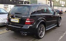 Mercedes ML exhaust W164 ML320CDI ML500 ML420CDI ML63 W164 ML D'échappement Silencieux