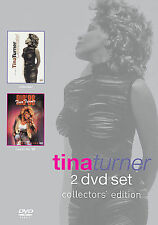 Tina Turner: Live In Amsterdam/One Last Time [2 DVD Set]