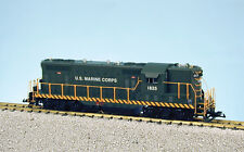 USA Trains G Scale GP7-9 Diesel Locomotive R22132 US Marine Corps green
