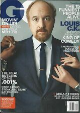5db0b86722b Gq Magazine Louis Ck Julia Louis Dreyfus Dane Dehaan Soccer Hollywood Bosses