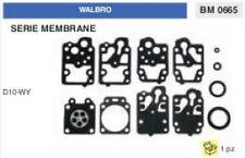 KIT SERIE MEMBRANE membrana CARBURATORE WALBRO D10-WY (D 10 WY)