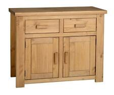 TORTILLA DISTRESSED WAX PINE 2 DOOR 2 DRAWER SIDEBOARD *FREE NEXT DAY DELIVERY
