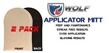 WCP Self Tanning Applicator Mitt - Sunless Tanning Glove - Value 2-pack