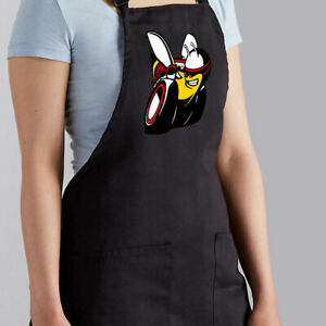 Apron Cooking BBQ Barbecue Grilling Gift Costume Bumble Bee Scat Pack Bee Dodge
