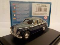 MGZB, Blue, Model Cars, Oxford Diecast