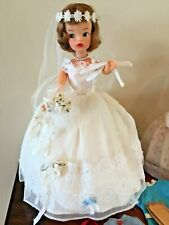 Rare ideal Tammy doll Wedding Belle outfit. #9213 Never Worn except for photos