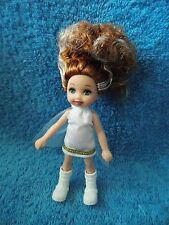 Barbie  Kelly Doll  Bride of Frankenstein  Miranda Halloween